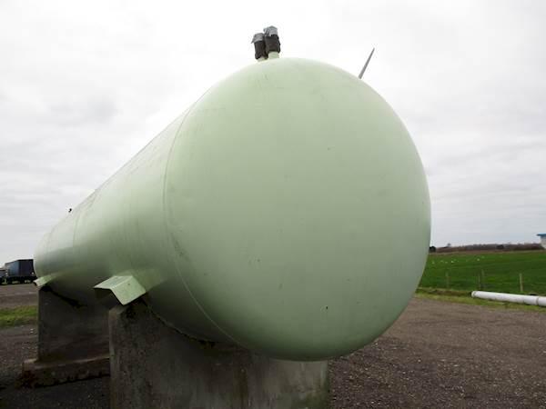 LPG / GAS GASTANK 17.700 LITER