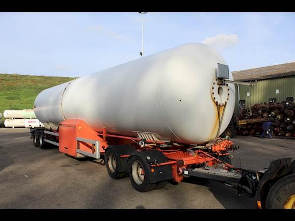 TANKMOBIL T4LS148 GAS / LPG