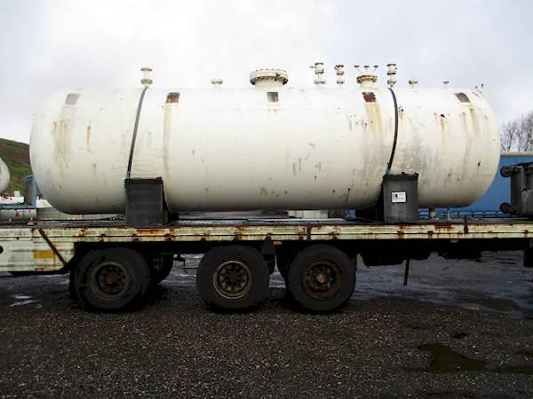 LPG / GAS GASTANK 25.000 LITER