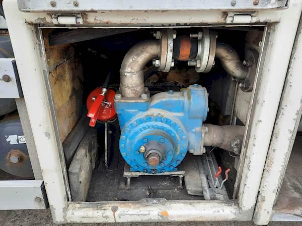 SCANIA R 480 LB6X2*4 HNB GAS / LPG