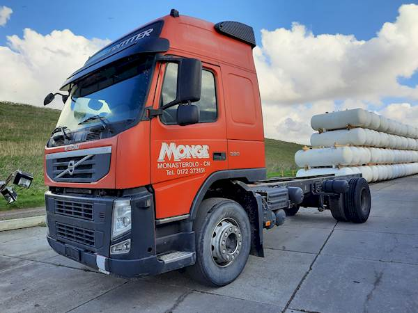 VOLVO FM 330HP Manual Gearbox