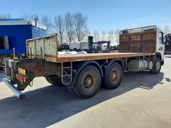 VOLVO FM 380 6x4 Steel suspension