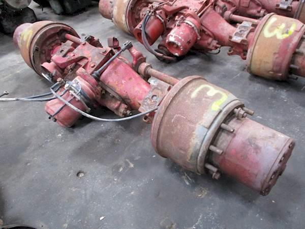 MERCEDES-BENZ HL 7 - 13 ton