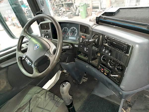 SCANIA R 420 LA4X2HNA MANUAL GEARBOX
