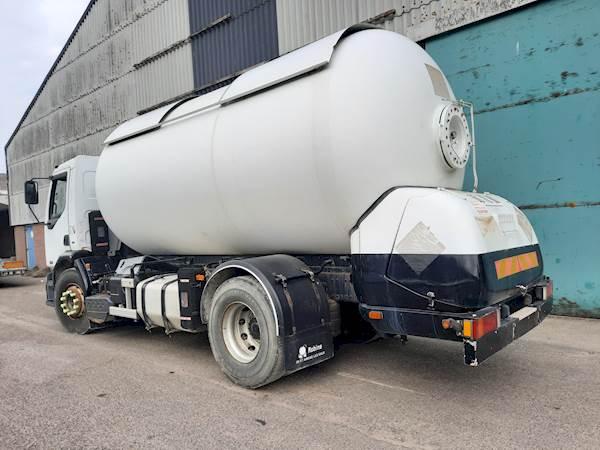 RENAULT 270 DCI GAS / LPG