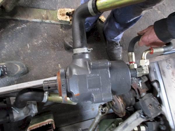 Meiller PTO pump