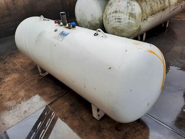 LPG / GAS Gastank 1140 Liter (500 KG)