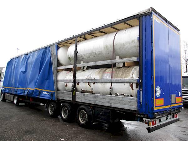 LPG / GAS GASTANK 4.850 LITER
