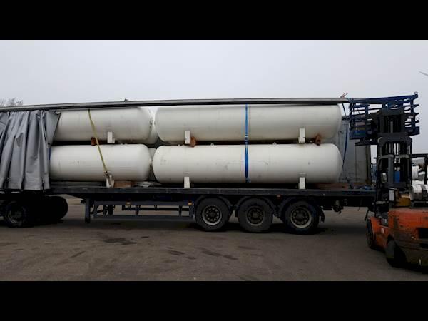 LPG / GAS GASTANK 6.700 LITER